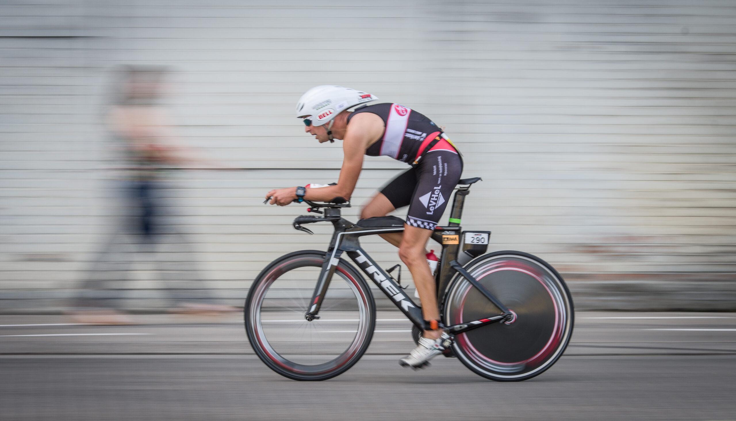 Finishfoto.be fietser